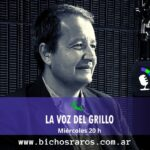 La Voz del Grillo -Programa 8- 14/04/21