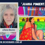 #Grilla 2021: Juana Pimienta
