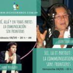 Aquí, allá y en todas partes, la comunicación sin fronteras: Claude Nougaro