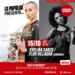 Evelina Sanzo: música, popular y feminista